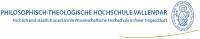 Высшая философско-теологическая школа Фаллендар, Philosophisch-Theologische Hochschule Vallendar, PTH Vallendar