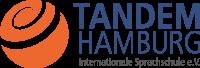 Языковая школа ТАНДЕМ в Гамбурге / Sprachschule Tandem Hamburg logo-tandem-hamburg