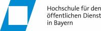 Университет государственной службы Баварии, Hochschule für den öffentlichen Dienst in Bayern, Hochschule für den öffentlichen Dienst in Bayern