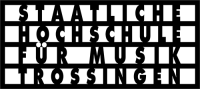Государственный университет музыки Троссинген, Staatliche Hochschule für Musik Trossingen, Staatliche Hochschule für Musik Trossingen