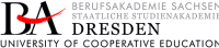 Саксонская государственная профессиональная академия Дрезден, Berufsakademie Sachsen/Dresden, BA Sachsen/Dresden