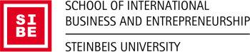 Школа международного бизнеса и предпринимательства им. Штейнбайса SIBE_Verbundlogo_2019_schwarz_NEU