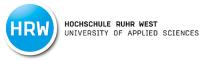 Университет прикладных наук западного Рура, кампус Боттроп, Hochschule Ruhr West/Bottrop, HS Ruhr West/Bottrop