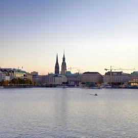 Высшее образование в Германии Гамбург Эльба