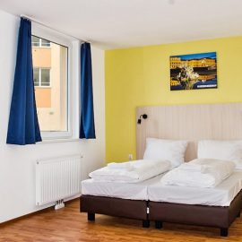 дид институт Вена / did deutsch-institut Wien 03_residence_double_room_02