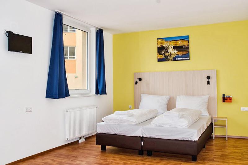 дид институт Вена / did deutsch-institut Wien 03_residence_double_room_02