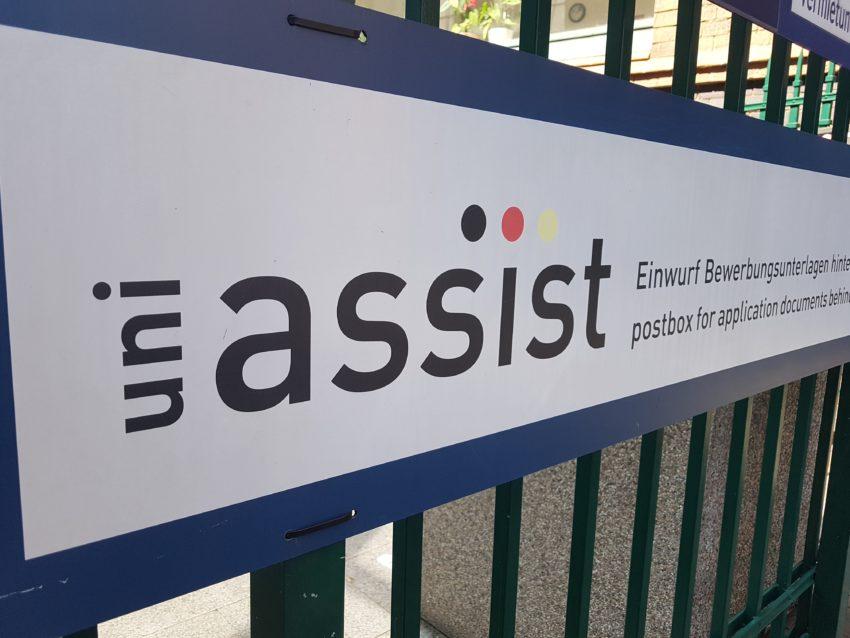 Изменения в сервисе uni-assist