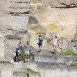 Bad-Duerkheim_Scaling-a-Roman-quarry_Steinbruch_16x9