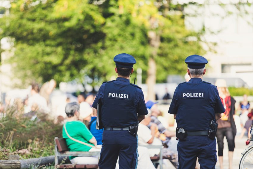 Федеральная полиция Германии | Bundespolizei