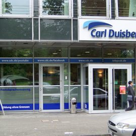 Carl Duisberg Centrum Кёльн