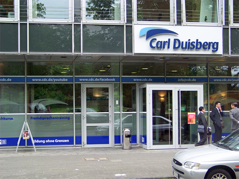 Carl Duisberg Centrum Кёльн