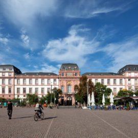 Дармштадтский технический университет Technische Universität Darmstadt