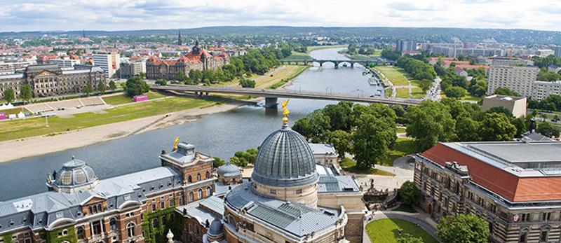 Dresden mie Elbe