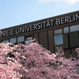 Свободный университет Берлина FU Berlin_