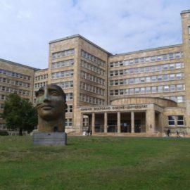 Франкфуртский университет 1