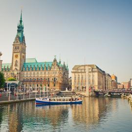 Курсы немецкого языка в Гамбурге Гамбург
