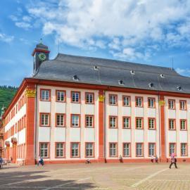 Гейдельбергский университет, старое здание