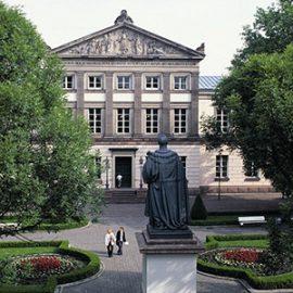Высшее образование в Германии Гёттингенский университет имени Георга-Августа | Georg-August-Universität Göttingen