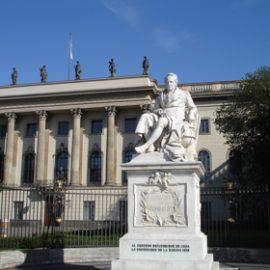 Берлинский университет Гумбольдта HU Berlin_