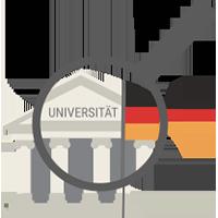 Услуги Подбор вузов и программ в Германии