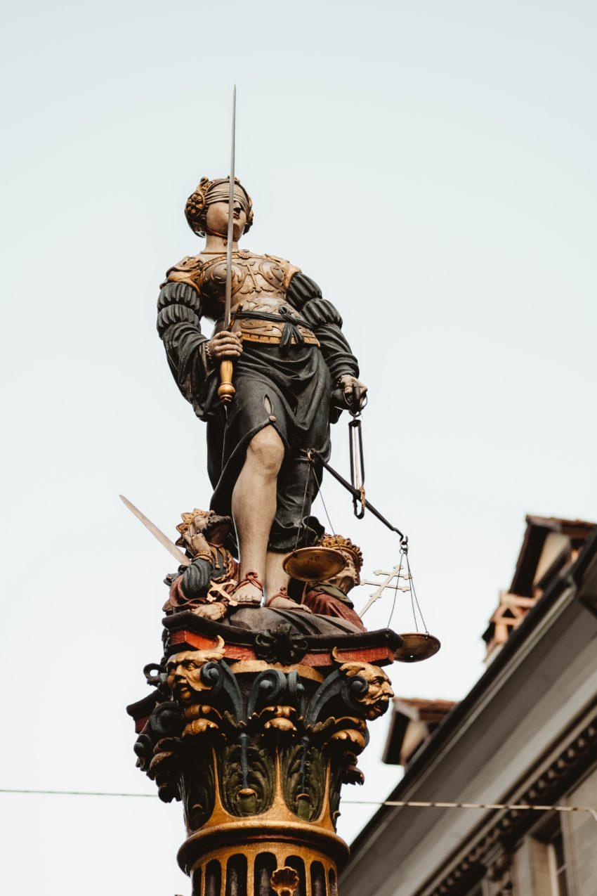 Высший судебный служащий | Rechtspflege