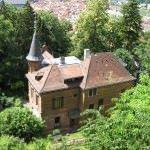 Гейдельбергский университет, вид на старый дом