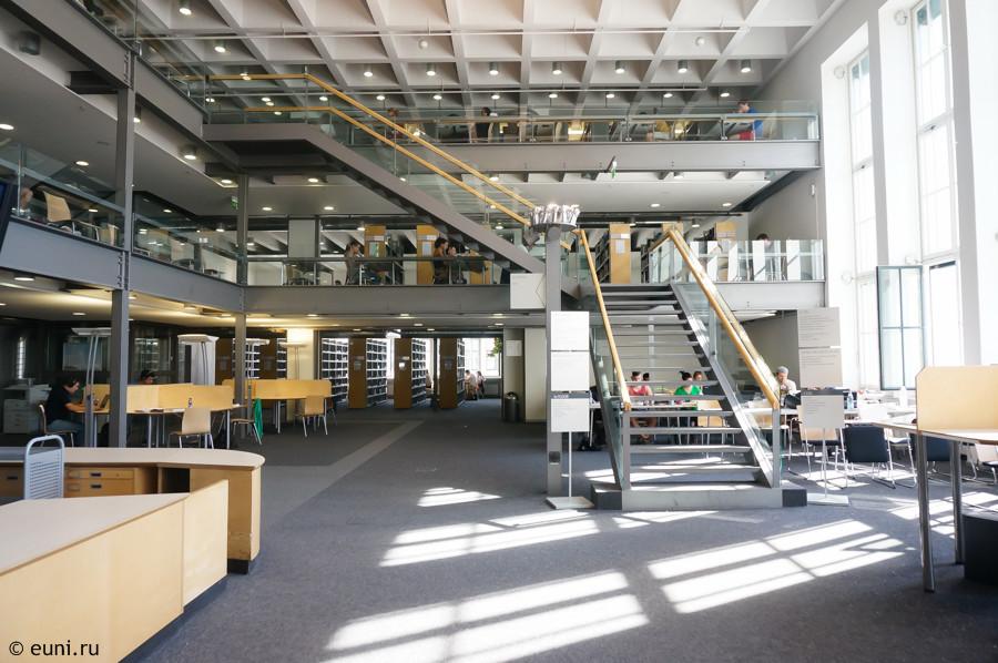 Высшее образование в Германии TUM Technische Universität München (2)