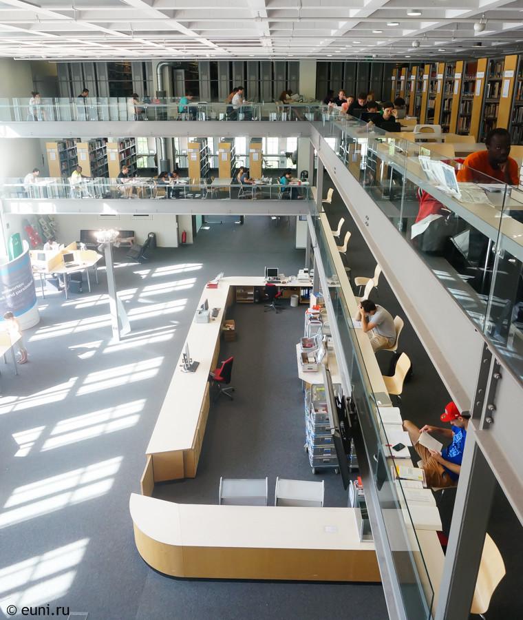 Высшее образование в Германии TUM Technische Universität München (3)