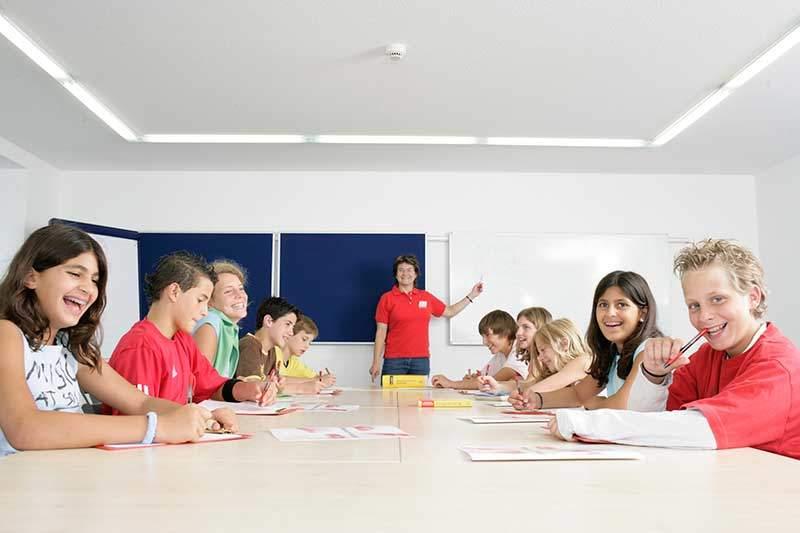 Учёба в немецкой государственной школе