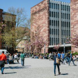Гейдельбергский университет Рупрехта-Карла Uni Freiburg_
