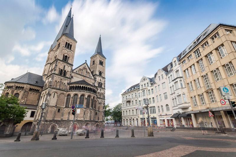 Курсы немецкого языка в Бонне bonn