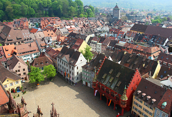Курсы немецкого языка во Фрайбурге freiburg