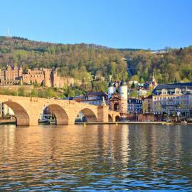 Курсы немецкого языка в Гейдельберге heidelberg