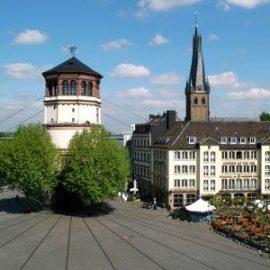 Курсы немецкого в Дюссельдорфе