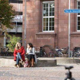 Курсы немецкого во Фрайбурге