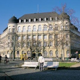 Гёте-институт Франкфурт / Goethe Institut Frankfurt