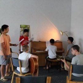 Гёте-институт Дорфвайль / Goethe Institut Dorfweil