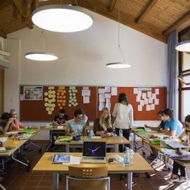 Гёте-институт Хоэнварт / Goethe Institut Pforzheim-Hohenwart