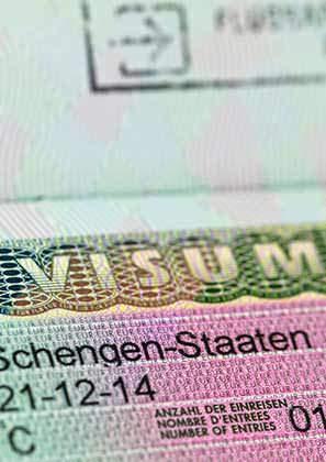 Студенческая виза в Германию Учебная виза в Германию