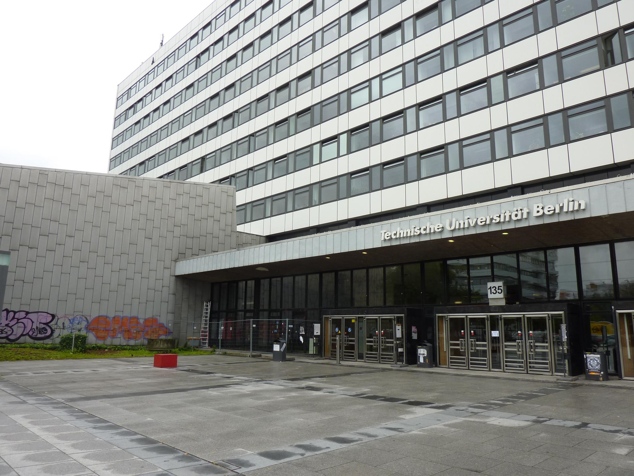 Technische Universität Berlin: краткий обзор 2